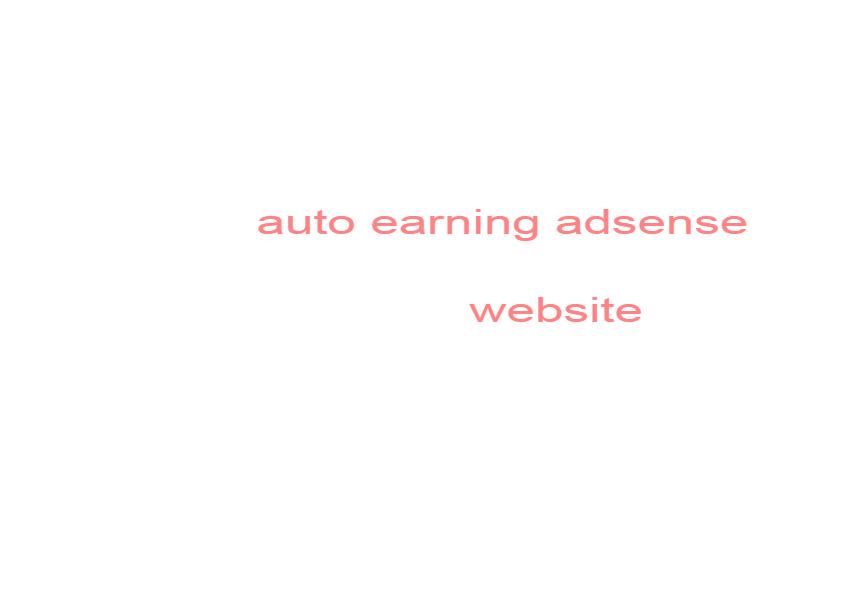 Create Amazon Affiliate Auto Earning Website