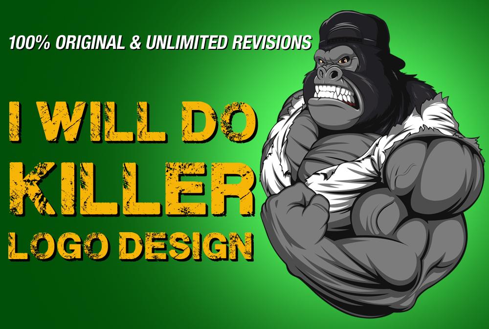 Design 2 Professional Business LOGO