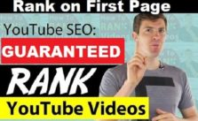 Rank your YouTube video Quickly For Your Desired Keywords