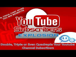 Manually 1000 + High Quality Active youtube channel subscribers only