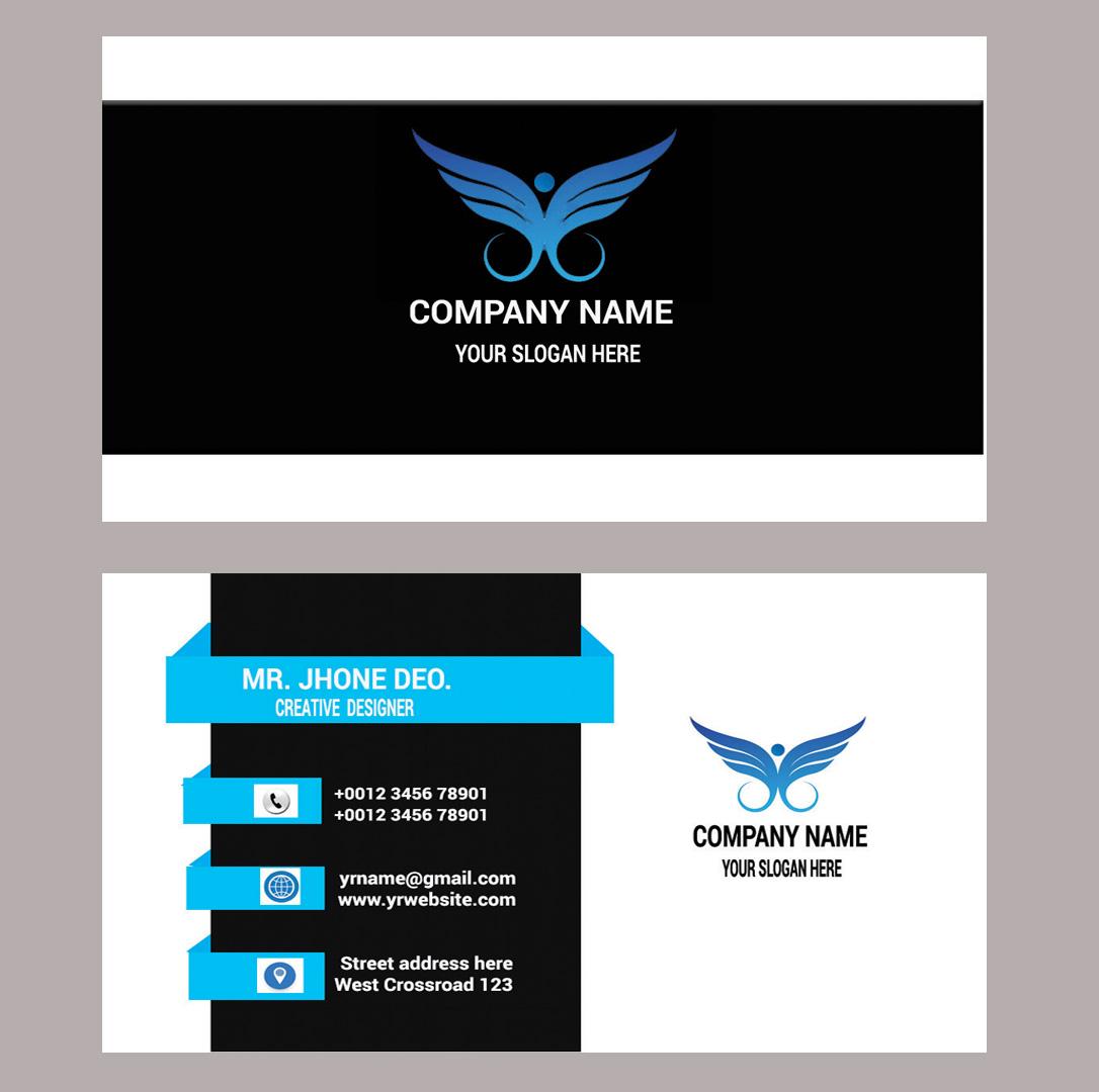 Design Creative Professional Business Card