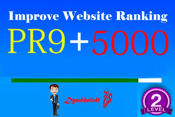 Create 15 SEO Pr 9 Links Manually