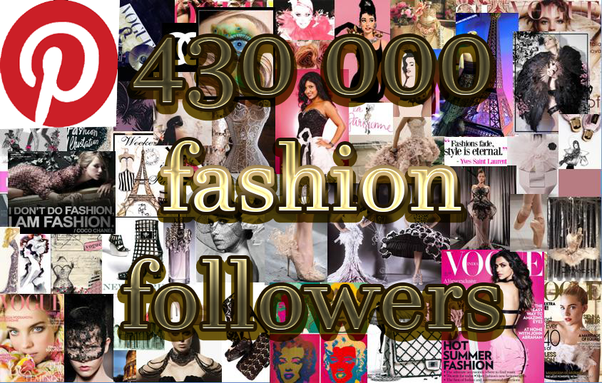 promote your product on pinterest fashion boards