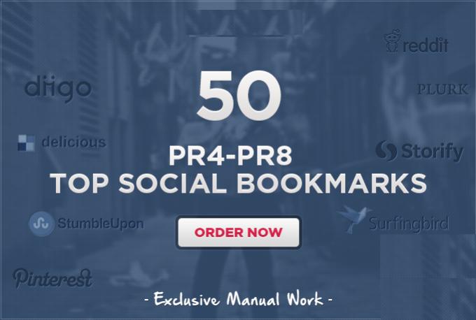 do 50 pr4 pr9 social bookmaking