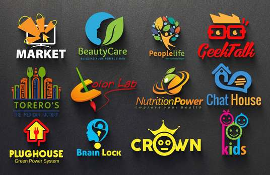 i will Create Stunning and awesome Professional Custom Logo
