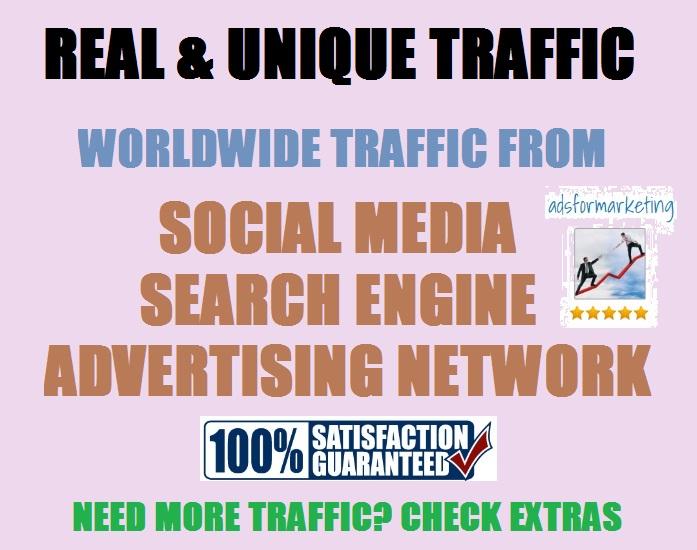 Real Traffic 41000 web traffic