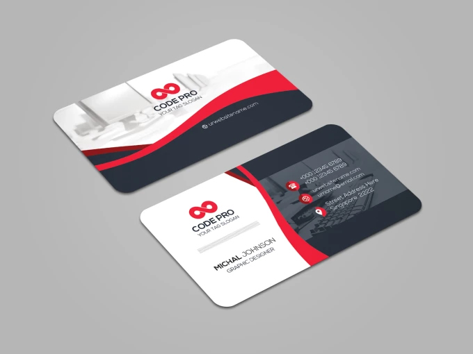 Professional Business Card Design Within 24 Hours