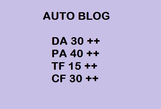 Guest Post High-Quality Auto blog