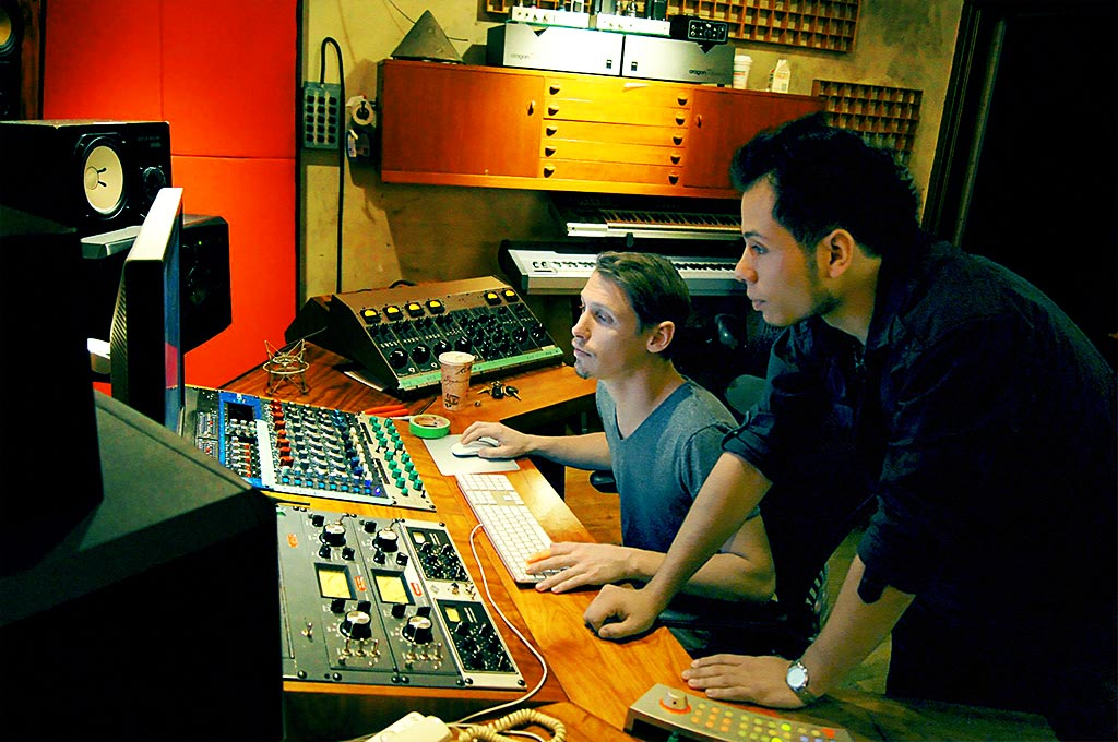 Mixing and Mastering Grammy winner team. NYC SOUND
