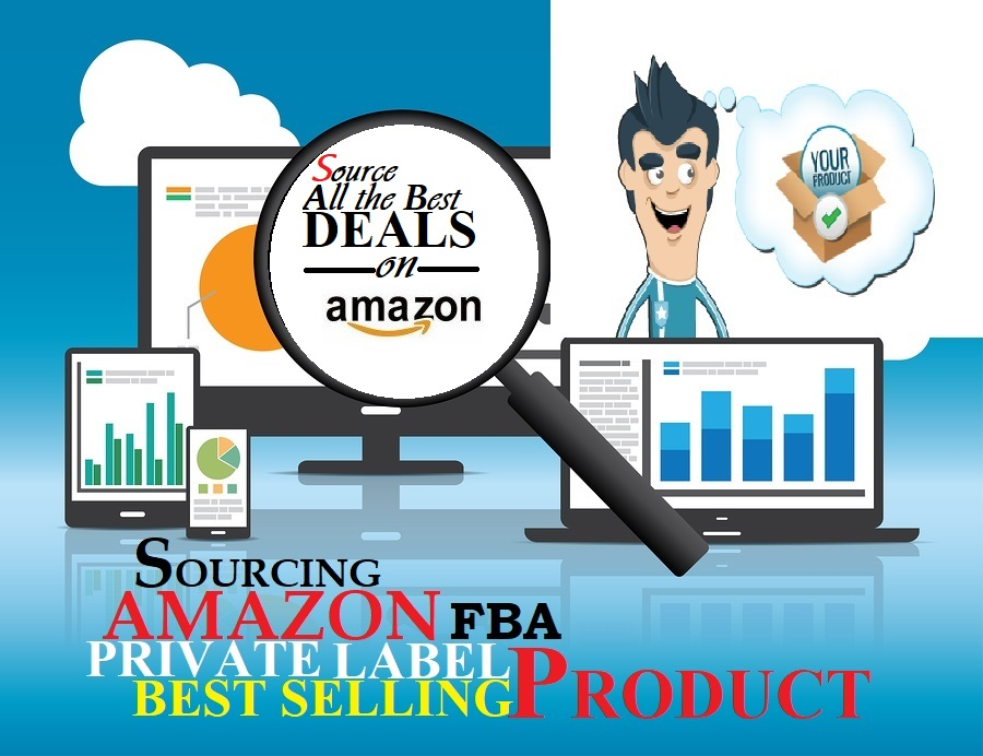 Sourcing amazon fba private label best selling product