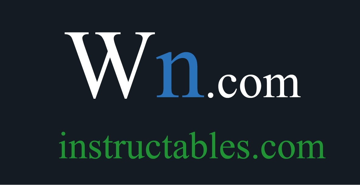 Publish Guest post on WN. Com or Instructables. Com
