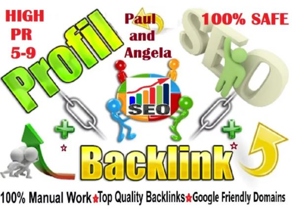 Build 100 Paul And Angela Profile Back Links