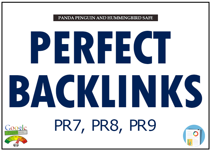 I Will Create 60 PR9-7 High Pr SEO Authority Backlinks