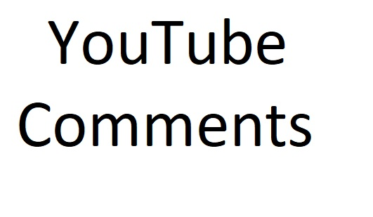Instant 180+ YouTube Comments on your video very fast