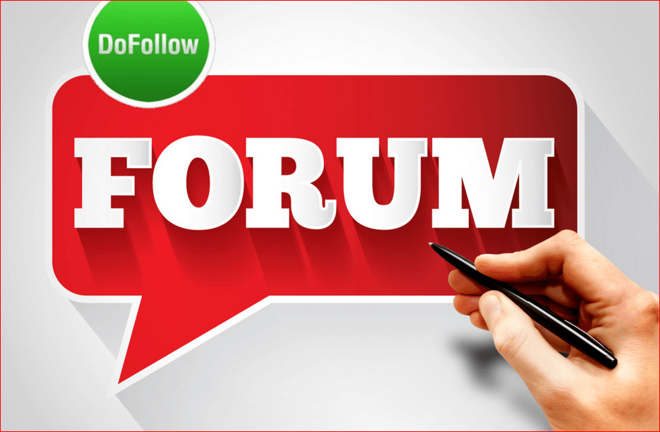 Provide 20 unique Forum post backlink with promote your Website