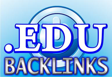 1000 EDU backlinks(include .edu.xxx domains - mix platforms)