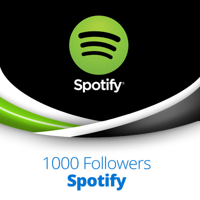Get 500 Real Spotify Followers with Lifetime Guarantee