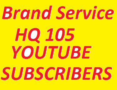 Catch The Offer 105 Non-Drop YouTube Subscribers