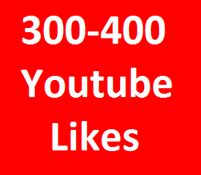SUPER FAST 300-400 YOUTUBE VIDEO LIKES