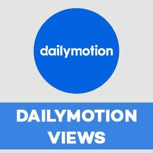 DailyMotion 1000 Worldwide Views