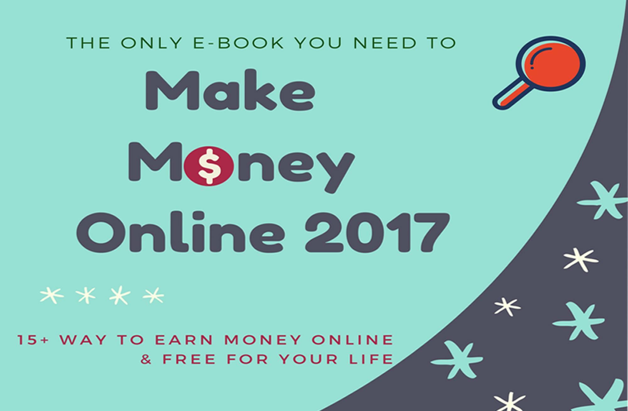 I ll Tell U The Amazing Way To Make Money Online