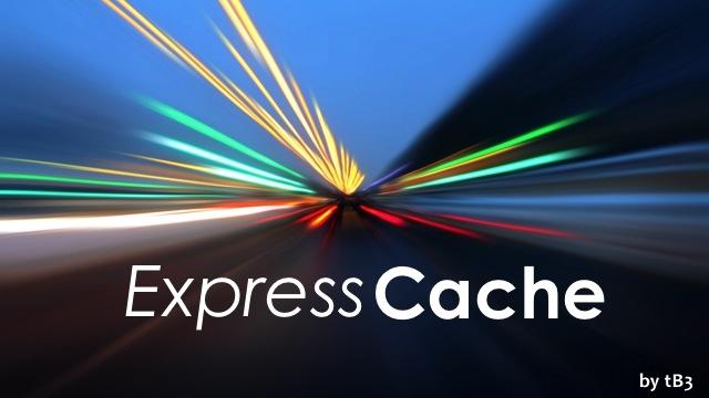 Express Cache - Speed up your Prestashop