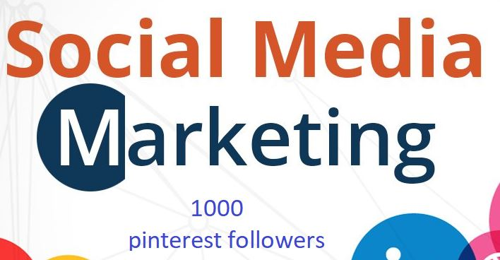 Give You 1000 pinterest followers to your any profile