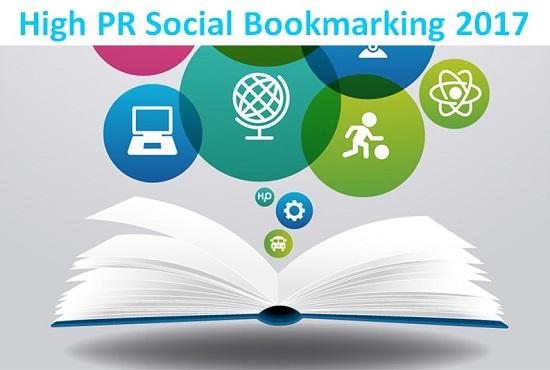 Top 40 High PR Social Bookmarking