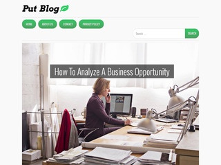 I will give a blog post with one dofollow link on my ... Sponsored Blog Review
