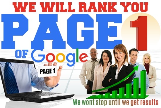 DOMINATE THE SEARCH ENGINES 2017