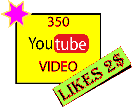 I will give you 1050 hq youtube likes delivery in 24 hours