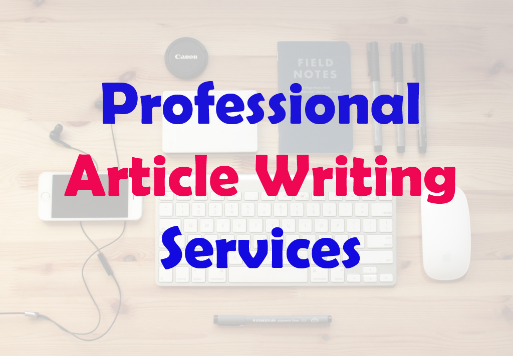 Write Unique Article for Your Website or Blog