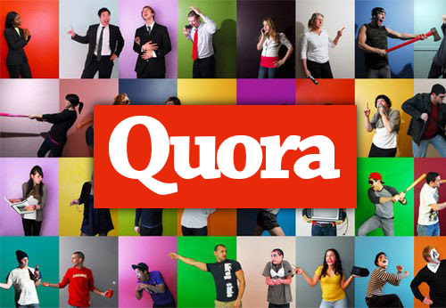 promot your web site with 10 quora answar