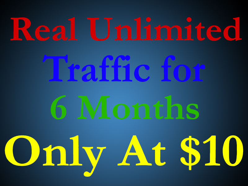 100000 Real Human organic & social Traffic Only