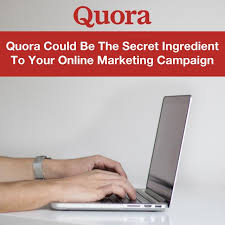 Quora answering to engage visitors to your website