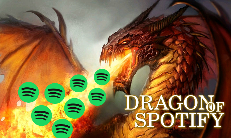 200k Dragon Stream Play music stream
