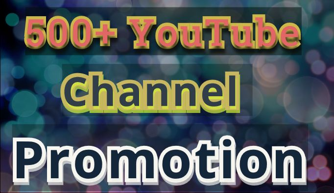 Instant Add safe Channel Promotion Non Drop Guaranteed