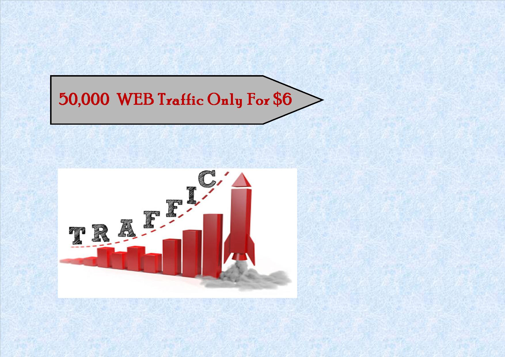 Get 5000+ Real Traffic / Visitors Service