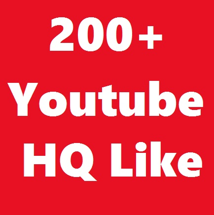 200+ Real YouTube High Quality Video Upvote  Very Fast  Just 1-4 Hours