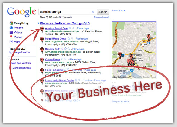 Grow your local business create 1200 plus local map citation