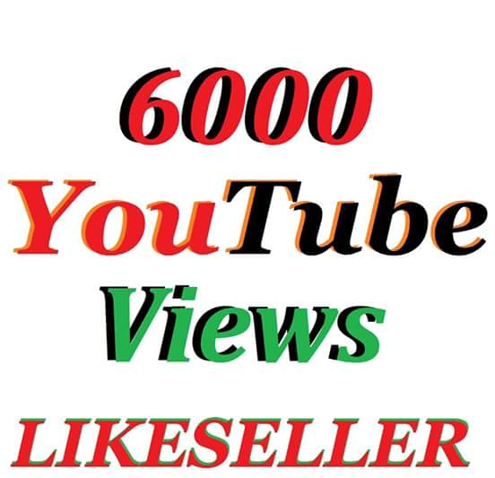 Instant start 5000 to 6000  video  views non drop  super fast delivery