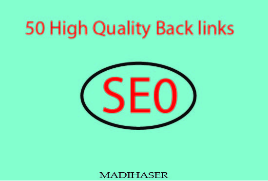 Sky up your website with my  Manual 50 Backlink in High PA/DA Aged Website