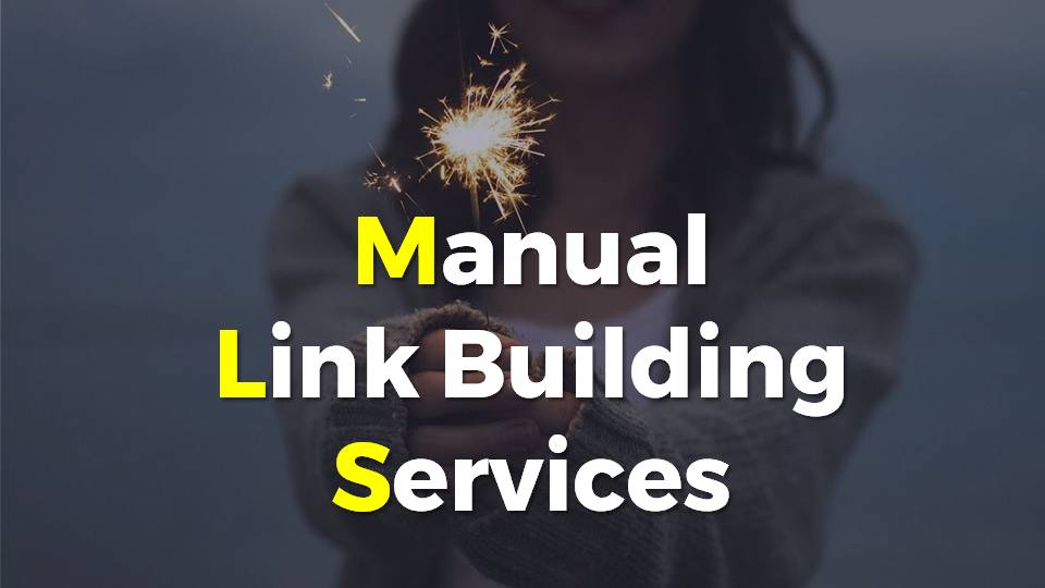 How we build back links for your website?