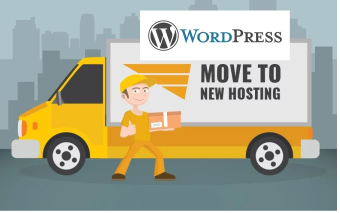 Move Your Wordpress Website To Another Hosting Company