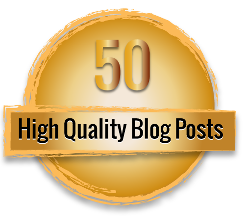 50 PBN - Blog post (WordPress and Blogger) Quality Back links for your YouTube Video