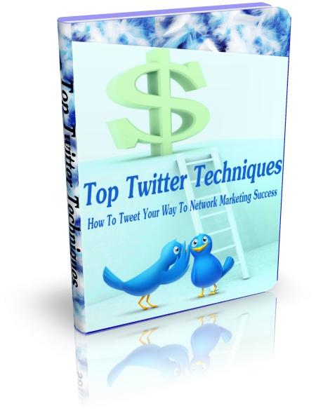 Top twitter Techniques e book