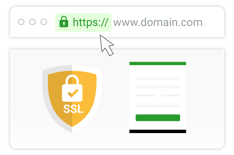 1 Year Free SSL Install a SSL Certificate on any Website with https Green Lock Symbol