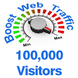 Earn 1,00,000 Traffic from Google Analytics Trackable Most Profitable Traffic