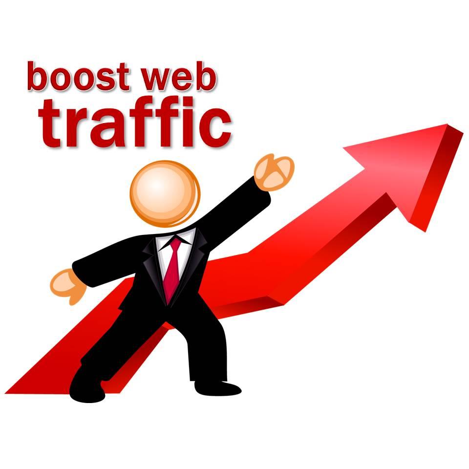 5000 Website Traffic in 12 HRS - SOCIAL MEDIA TRAFFIC