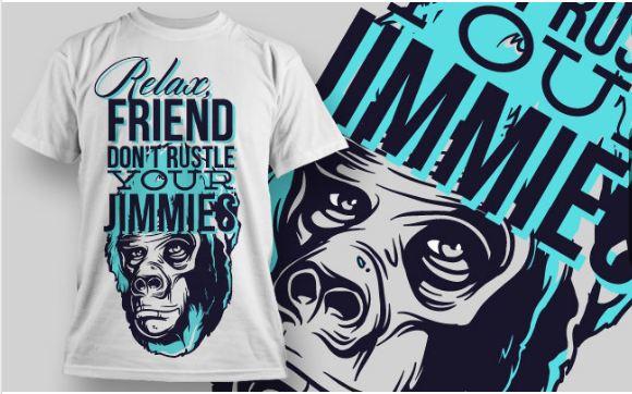Create Professional T Shirt Design For Teespring